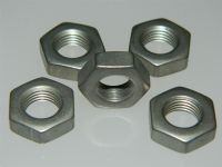 "5 x 5/16"" UNF Nuts Full Chamfered Finish Steel Alloy 304 Part AN924-3S [G15]"